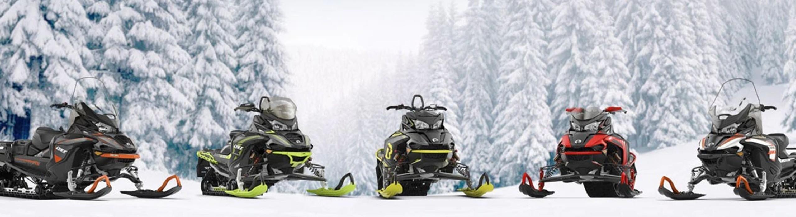 Motoneiges BRP Lynx et Ski-Doo - Sas Chossade Busato Motoneiges et Quads - L'unique distributeur en France de BRP pour les marques Lynx et Ski-Doo