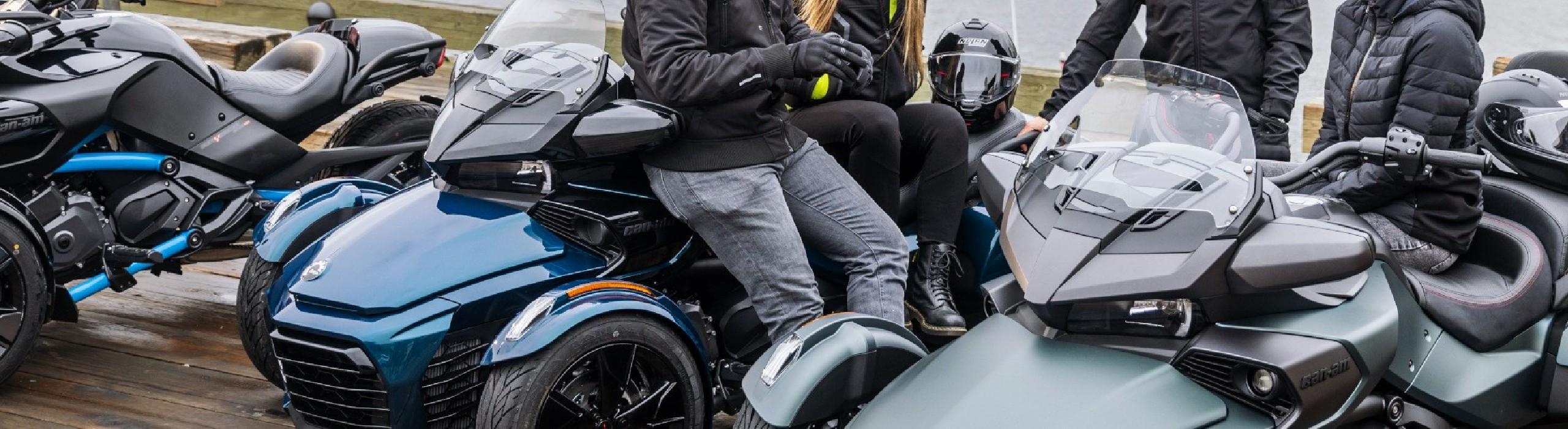 Can-Am SPYDER F3 - Moto 3 roues 2020 - Sas Chossade Busato Motoneiges et Quads (73 et 74)