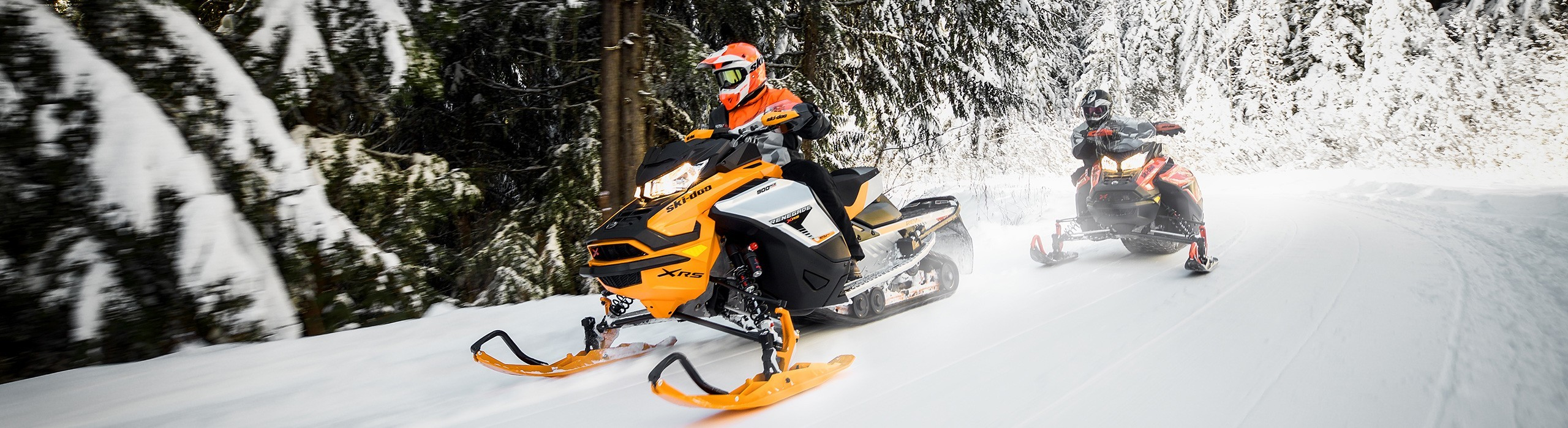 Motoneiges Ski-Doo de BRP, n°1 au Monde - Sas Chossade Busato Motoneiges et Quads (73 et 74)